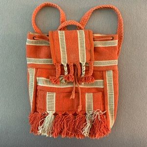 Ecote boho backpack from Urban Outfitters